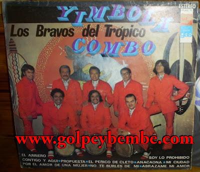 Los Yimbola Combo - Los Bravos del Tropico