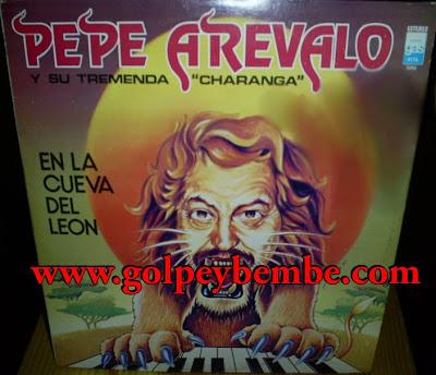 Pepe Arevalo - En La Cueva del León