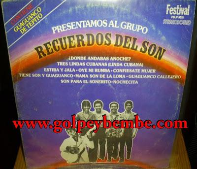 Recuerdos del Son - Guaguanco de Tepito