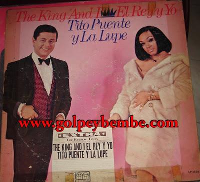 Tito & La Lupe - El Rey y Yo