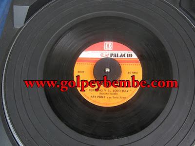 Ray Perez & Perucho - Promocional  (45 Rpm Palacio )