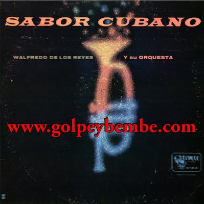 Walfredo de los Reyes - Sabor Cubano