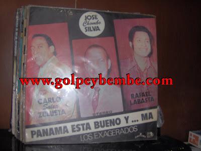 Los Exagerados - Panama Esta Bueno y Ma...