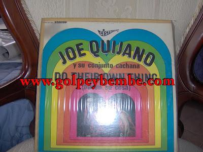 Joe Quijano  - Hacen su Cosa