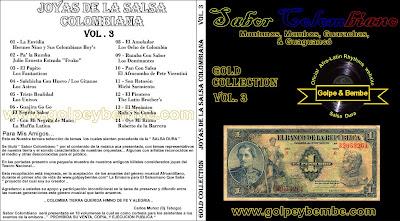 Joyas de la Salsa Colombiana Vol 3