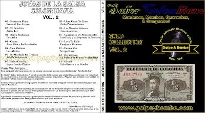 Joyas de la Salsa Colombiana Vol 2