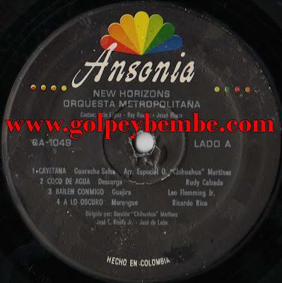 Orquesta Metropolitana - New Horizons A