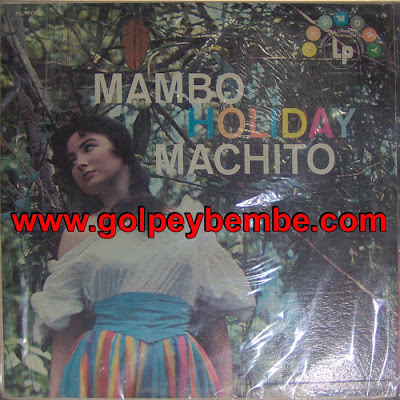 Machito - Mambo Holiday Front