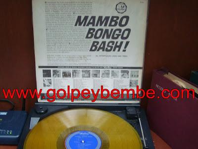 Al Stephano - Mambo Bongo Bash Back