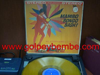 Al Stephano - Mambo Bongo Bash