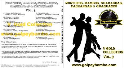 Guaguanco Montuno y Mambo Vol 9