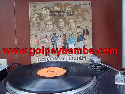 Los 8 de Colombia - La Sombra