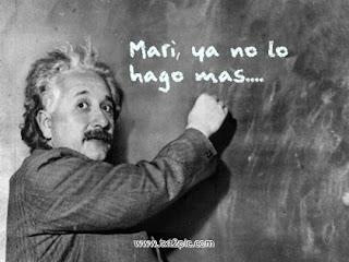 TODO SE VA DILUYENDO.. Einsteinti