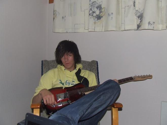 Min sønn, Dan Erik, 19 år