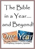 The Bible in a Year ~ And Beyond!