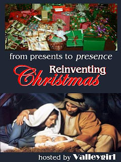 Reinventing Christmas Blog Carnival