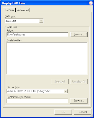 dominoc925: Quick Display of DXF Files in GeoMedia 6.x