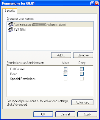 Windows 10 not allowing save to certain folders in admin account