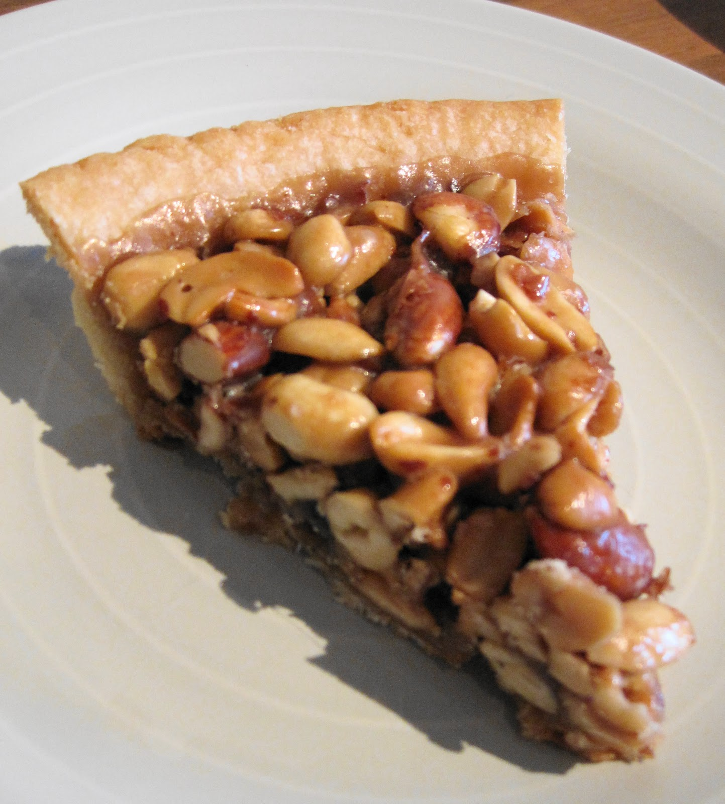 From my country home....This is it!!: Caramel Nut Tart