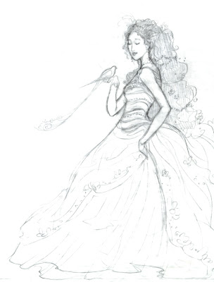 english sketch cinderella Cinderella is a favorite from the children's library our stories, nursery rhymes, fables, and fairytales make great bedtime stories too.