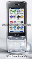 LG GD900 Smartphone