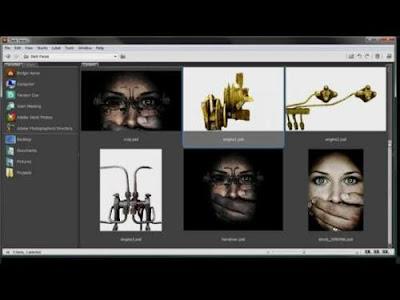 الكورس المتميز لتعليم اسرار برنامج الفوتوشوب Photoshop Top Secret على 5 اسطوانات  Photoshop+Top+Secret+%284+DVDs+%2B+Bonus+DVD%29c