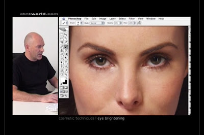 Adobe Photoshop Cosmetic Techniques (1 dvd)