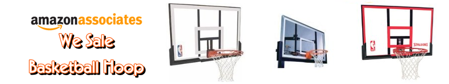 We Sale Basketball Hoop