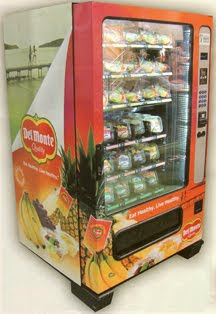 fresh vending machine cost
