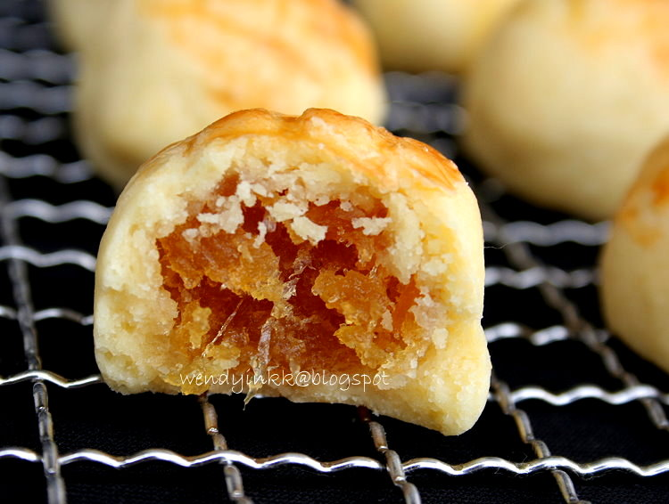 ... or more: The Best Melt in the Mouth Pineapple Tarts (enclosed version