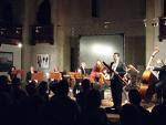 """I solisti dell'orchestra da camera """"Principato di Seborga"""""""
