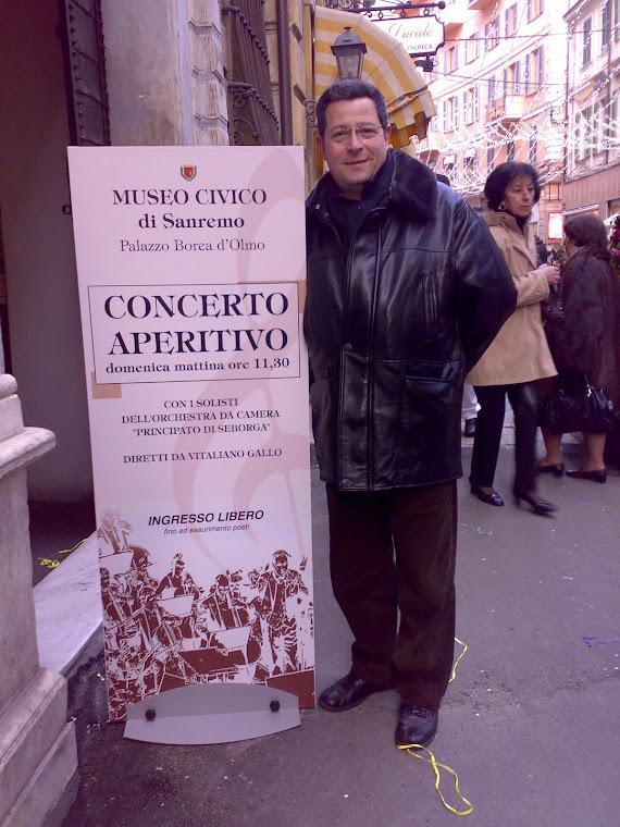 Concerti Aperitivo di Vitaliano Gallo Totem