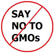 Say NO to Genetically Modified Organisms