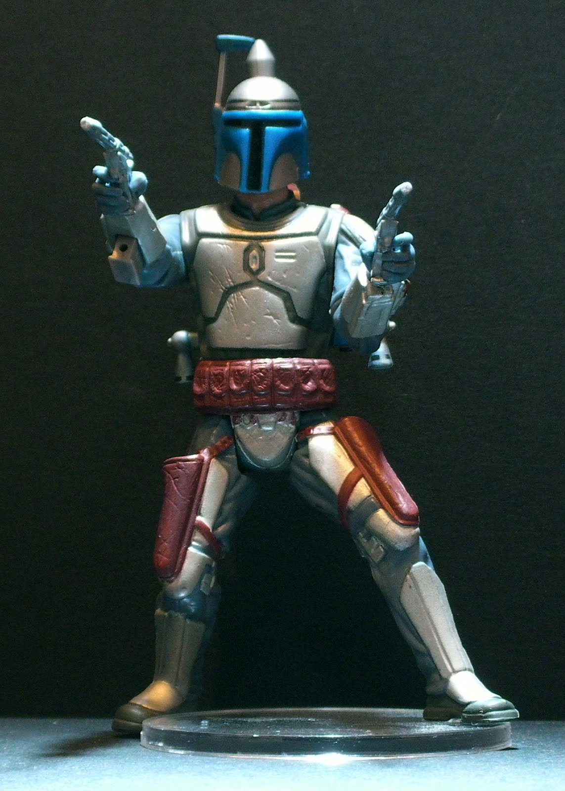 Kisho Meteora  Star Wars Collector  Jango Fett Action Figure