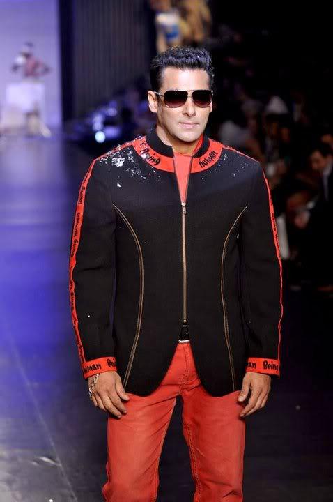 Salman Khan Being Human Fashion Show