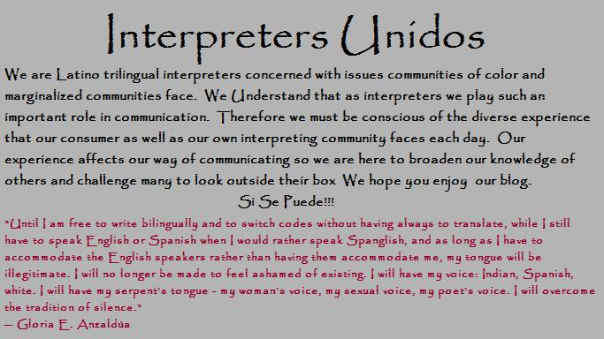 Interpreters Unidos