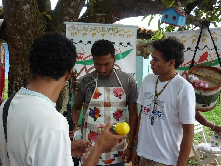 NossaCasa na Feira Cultural da UNIFAP - 26 e 27/02/2010