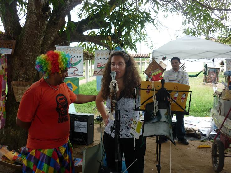 Rádio NossaCasa entrevista Pró Reitora de Extensão da UNIFAP