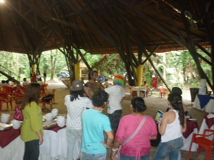 NossaCasa na Teia Amazônica Cultural