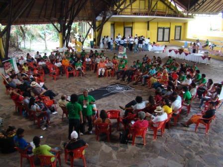 NossaCasa na Teia Amazônica 2010
