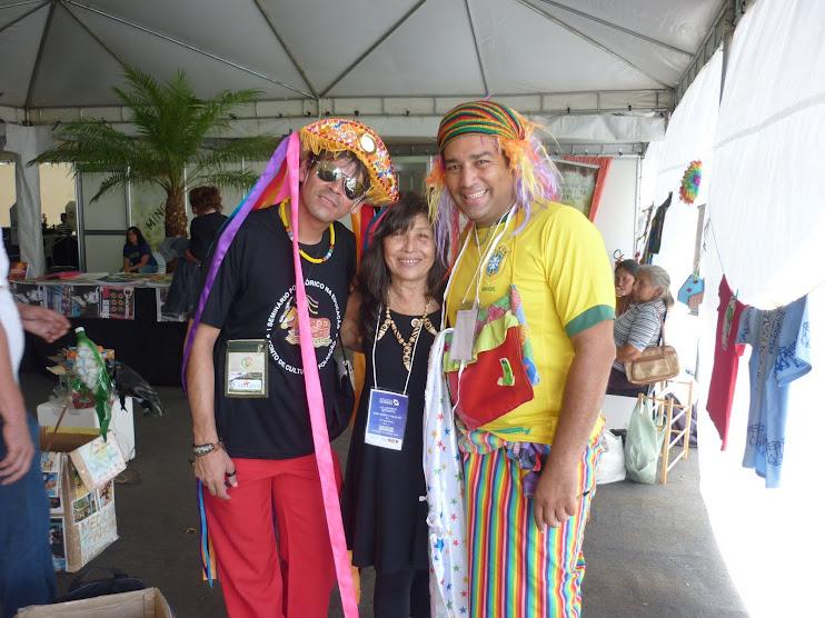 NossaCasa na Pré-Conferência Setorial de Cultura - 7 a 9/03/2010 - Brasília/DF