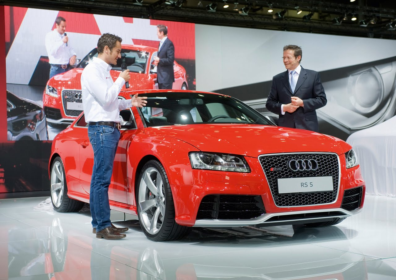 audi at the 2010 ami leipzig motor show 2011 audi tt makes debut. Black Bedroom Furniture Sets. Home Design Ideas