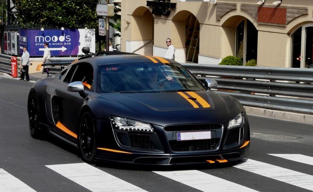 Ppi Audi R8 Razor Gtr 10 Spotted On The Streets Of Monaco