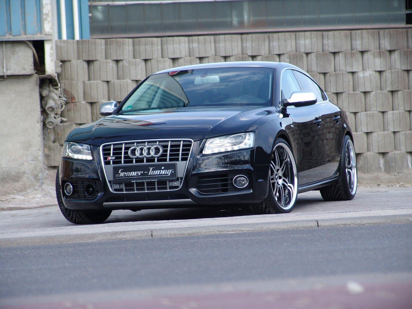 audi s5 sportback grand prix by senner tuning. Black Bedroom Furniture Sets. Home Design Ideas