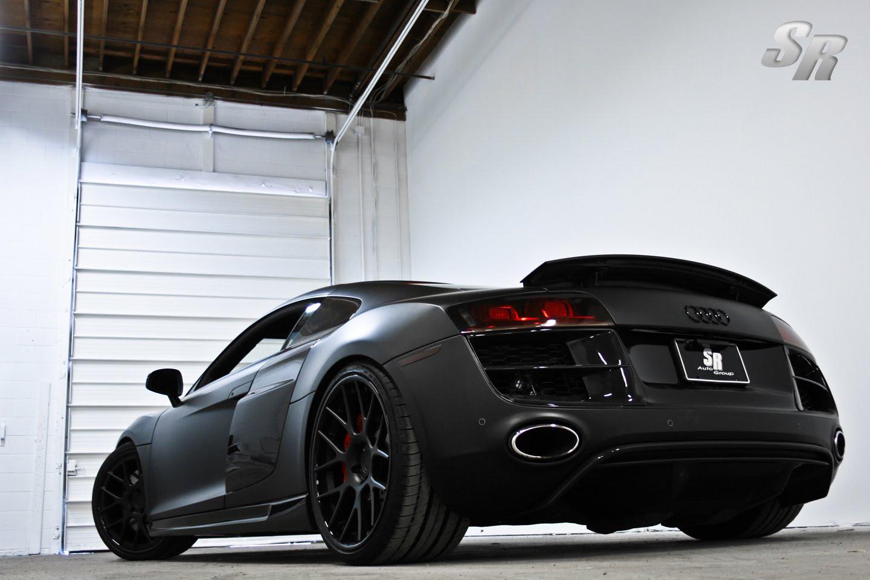Audi R8 V10 'Project Valkyrie' by SR Auto Group   quattroholic.com