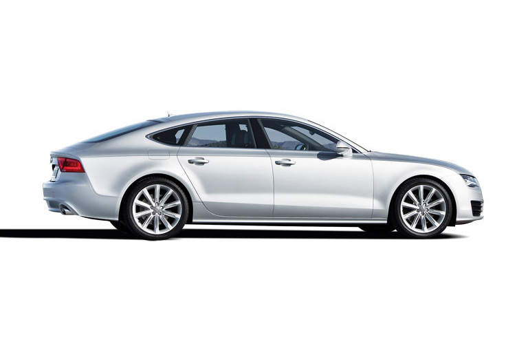 The 2011 Audi A7 Photos Leaked
