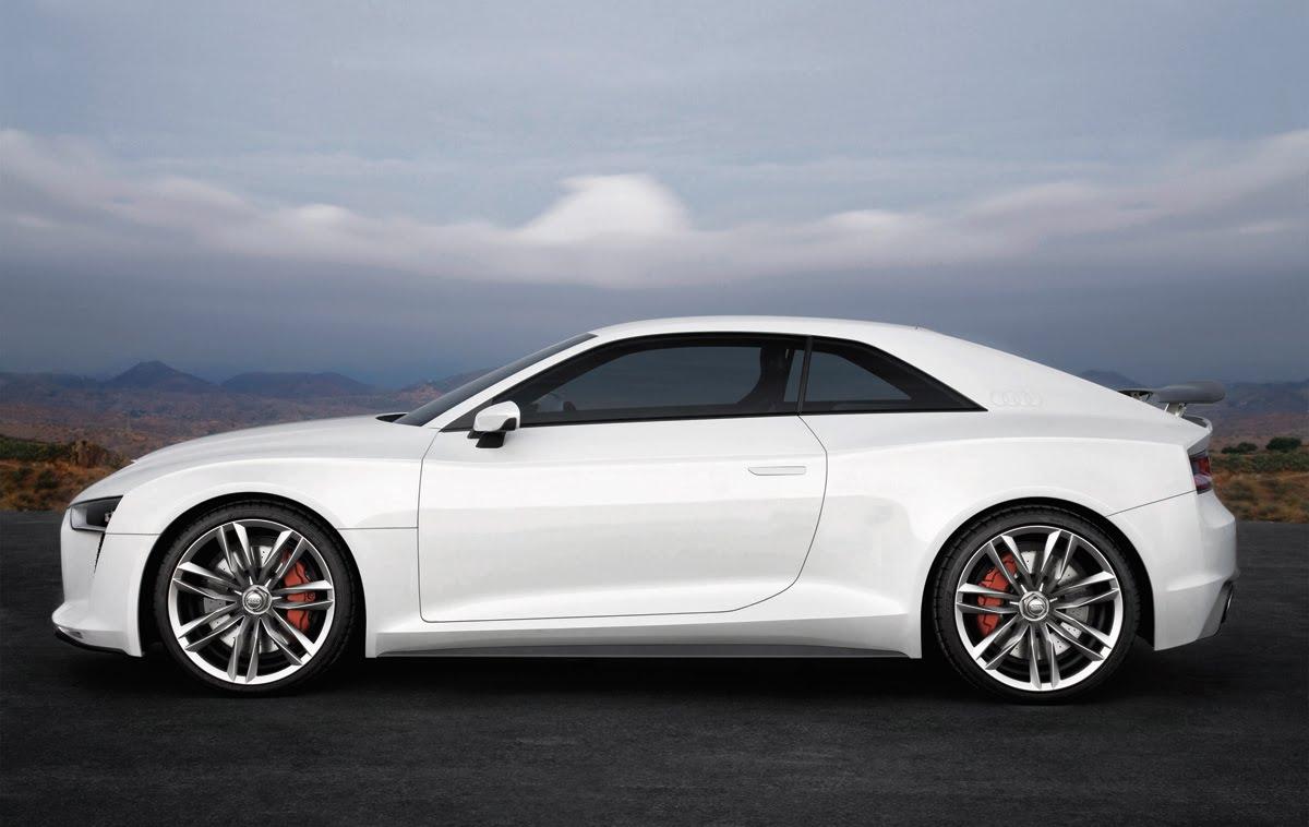 Return Of The Quattro Audi Quattro Concept Revealed