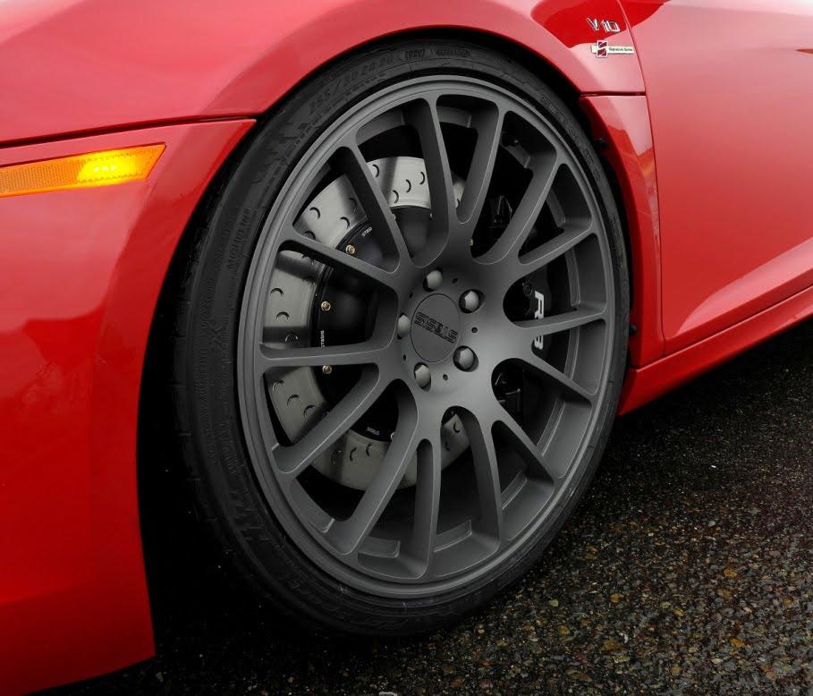 STaSIS Supercharges Audi R8 V10 Spyder To 710 Horsepower