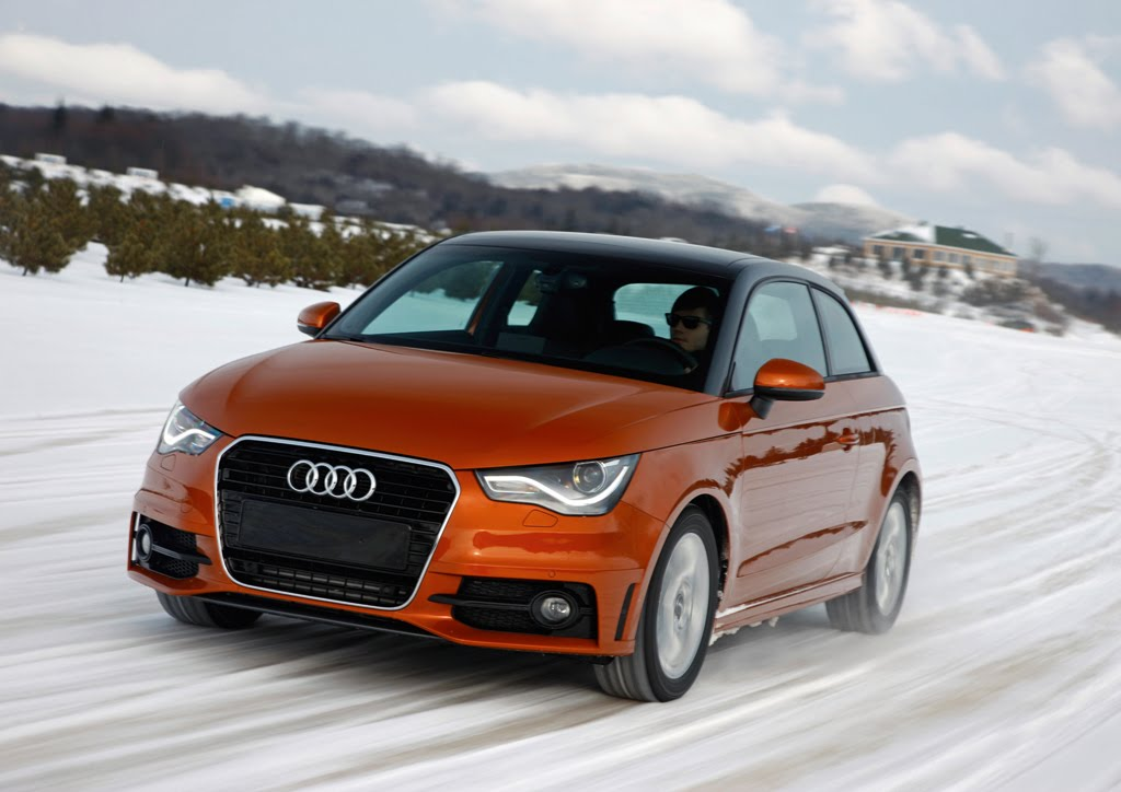 audi a1 gets quattro all wheel drive. Black Bedroom Furniture Sets. Home Design Ideas
