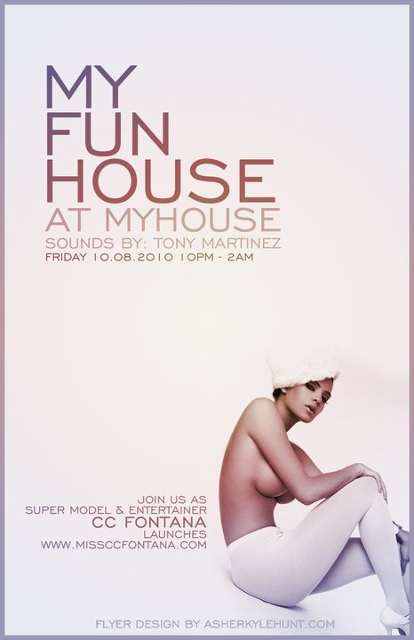 Cc fontana exposed come to myhouse tonight for Www myhouse com
